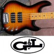 G&L Tribute Bass L-2000 Custom L20C-3TS-M
