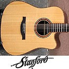 STANFORD 46 D5-SP-ECW Dreadnought Cut NAUTILUS Pickup